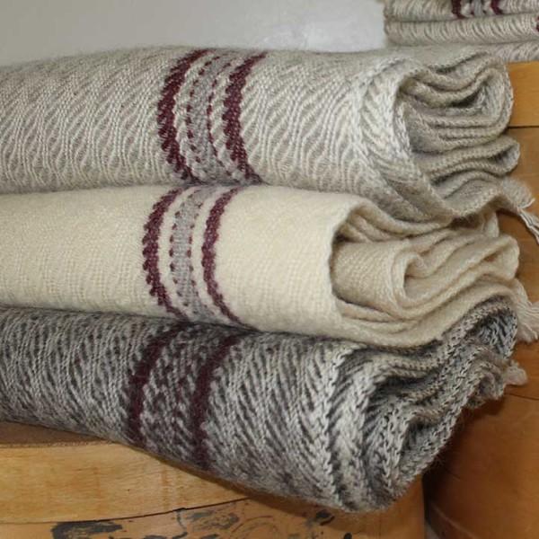 The Longfield Farm Blanket
